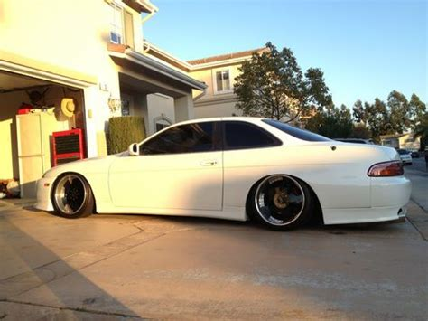 lexus sc300 jdm sell used lexus sc300 full vip air bag suspension