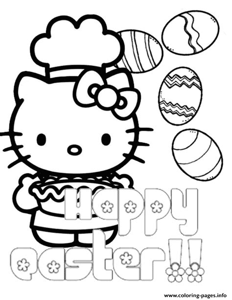 Hello Coloring Pages Easter by Hello Chef Pie Eggs Easter Coloring Pages Printable