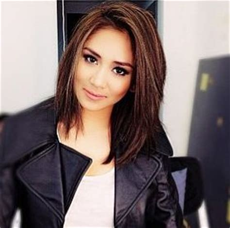 sarah geronimo new haircut sarah geronimo long tapered bobhairstyles colors hair