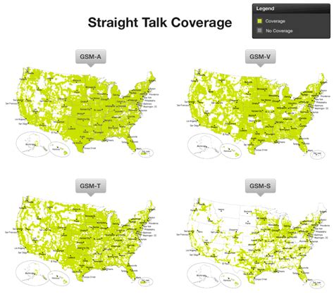 gsm coverage map usa talk coverage map question