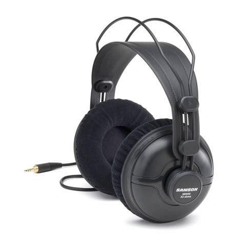 Headphone Studio Samson Sr950 Professional Studio Reference Headphones