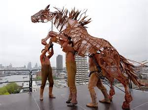 themes in the book war horse the war horse author s family at war as children s writer
