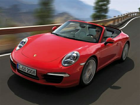 red porsche convertible porsche 911 carrera cabriolet lease deals convertible