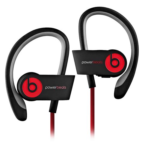 Headset Bluetooth Beats Kw beats by dr dre powerbeats 2 wireless bluetooth in ear headphones ebay