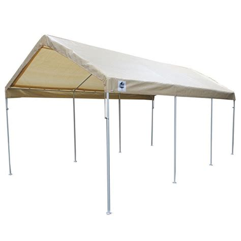Canopy Parts by King Canopy 10 Ft W X 20 Ft D White Drawstring Cover
