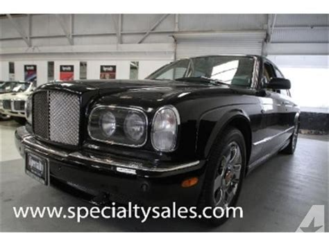 Bentley Arnage Wheels For Sale 2000 Bentley Arnage For Sale In Benicia California