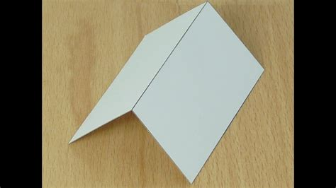 Folding Paper Tricks - origami how to make a valley fold origami steps with