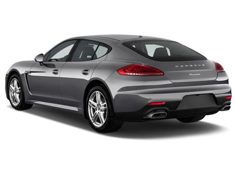 4 Door Porsche Panamera by 2014 Porsche Panamera Pictures Photos Gallery Green Car