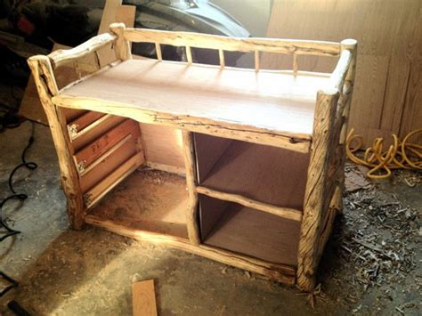 building a baby changing table woodworking projects plans