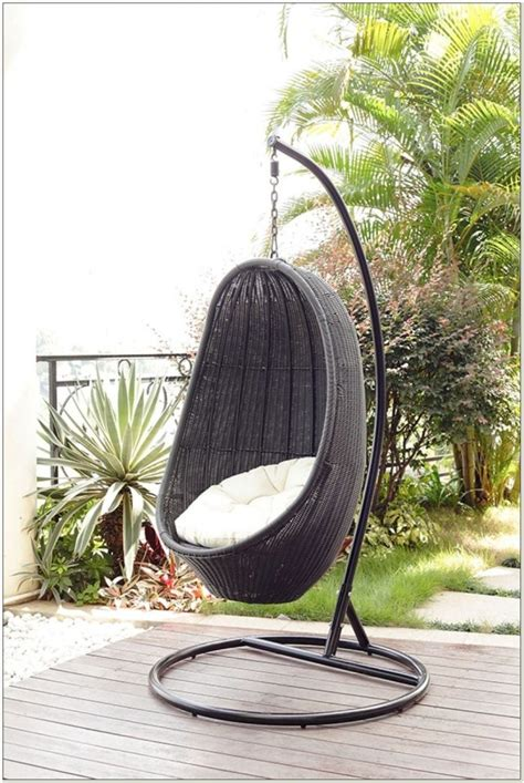 garden egg swing chair double zero gravity swing chair chairs home decorating