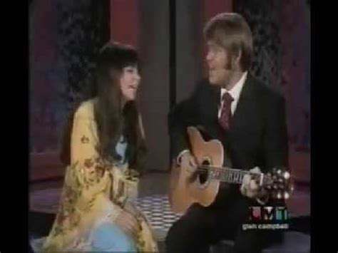 linda ronstadt then glen cbell long long time carolina in my mind youtube