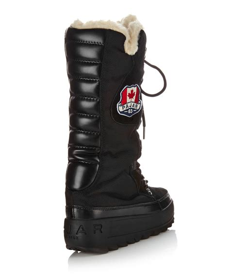 snow boot sale s greenland black snow boots sale pajar sale