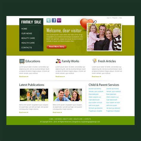 beautiful website template design psd for sale on 10 creative best website template psd for sale to create