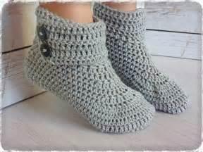 chaussons pour femme en crochet
