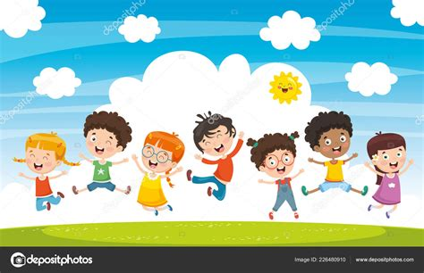 Clipart Bambini Giocano Bambini Giocano Disegno Migliori Pagine Da Colorare