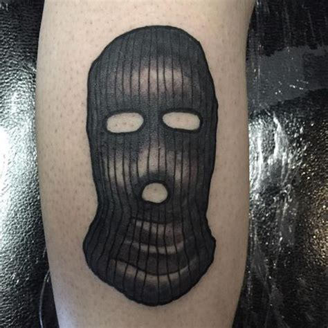 ski mask tattoo 34 great ski mask designs and ideas collections