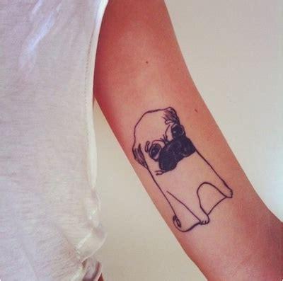minimalist tattoo boston rover com blog dog tattoos that put the love of dogs on