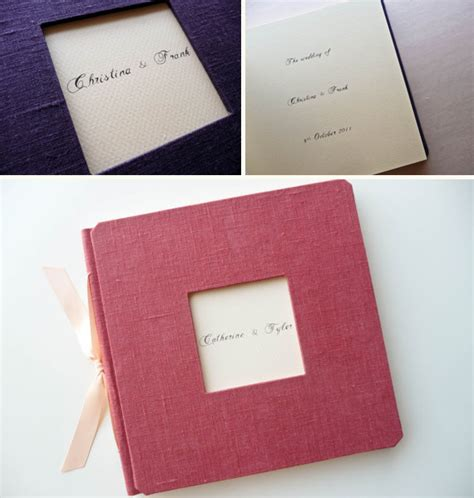 handmade guest books of heirloom quality emmaline
