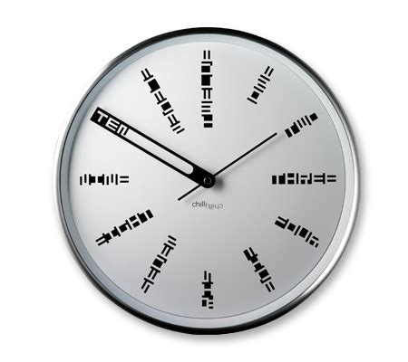 creative clock the unusual design hours creative clocks 4000th post