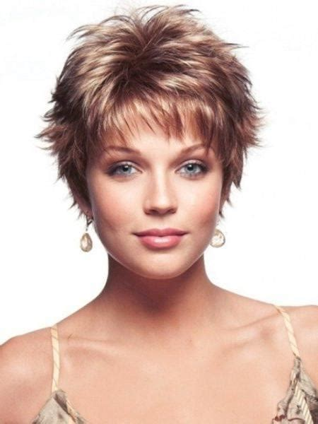 20 best short hairstyles for fine hair popular haircuts 20 best collection of short hairstyles for round faces and