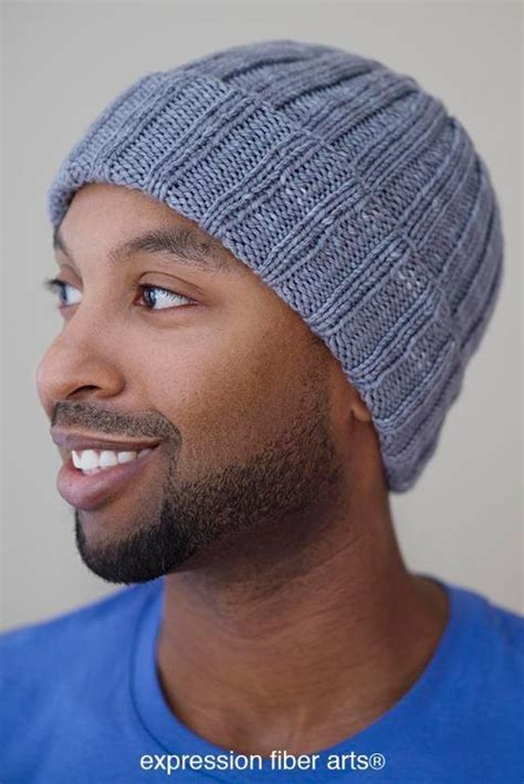 what to knit for boyfriend boyfriend beanie hat pattern by chandi agee craftsy