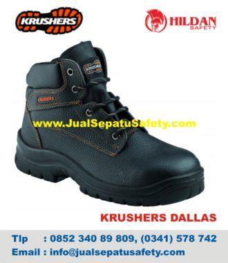 Harga Dallas krushers dallas safety shoes semi boots semata kaki