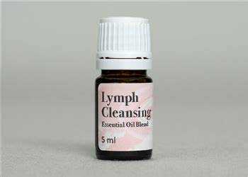 Lymph Detox Essential by Lymph Cleansing Essential Blend