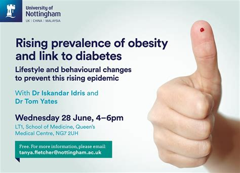 Obesity Gateway To by Rising Prevalence Of Obesity And Link To Diabetes The
