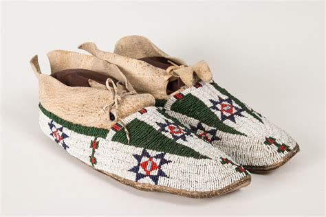 cheyenne fully beaded s moccasins 10 189 quot