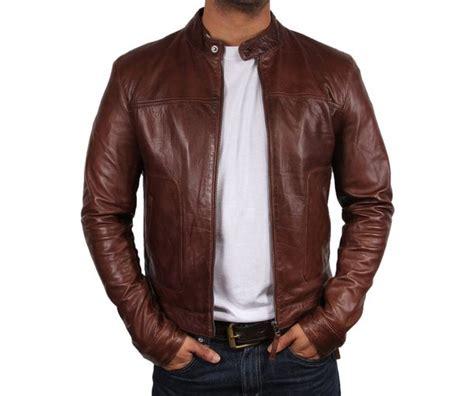 Men's Leather Biker Jackets   BeltKart