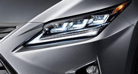 lexus rx 350 headlights lexus rx triple beam headlights