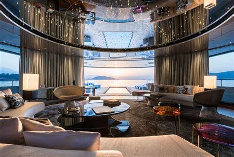 luxury yacht interiors 9 luxury yacht interior designers for international