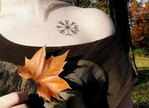 vegvisir tattoo placement vegv 237 sir the vegv 237 sir is a type of norse protection