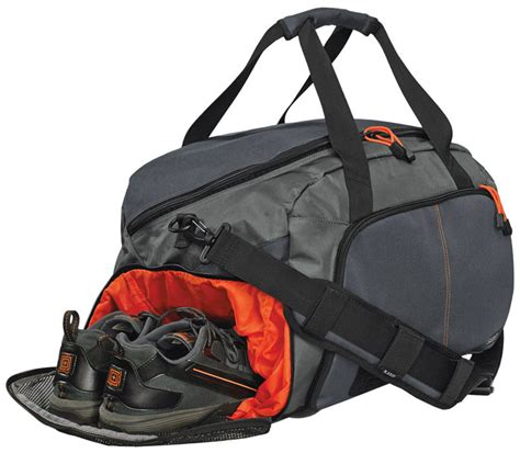 sports bags with shoe compartment military1st 5 11 recon outbound bag popular airsoft