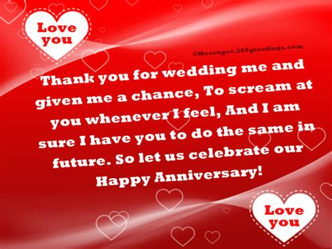 Wedding Anniversary Wishes One Line by Anniversary Wishes Happy Anniversary Messages
