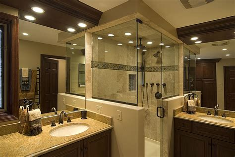 Master Bathroom Shower Designs How To Come Up With Stunning Master Bathroom Designs Interior Design Inspiration