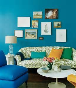 green sofa white