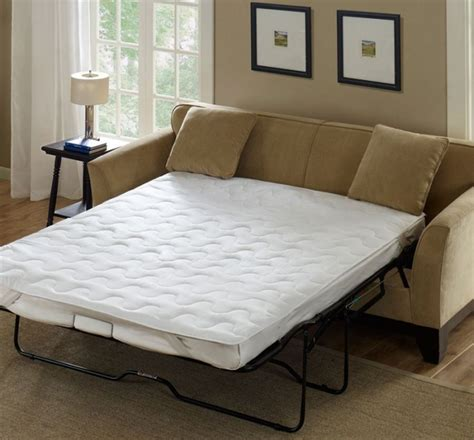sofa bed mattress toppers awesome mattress topper for sofa