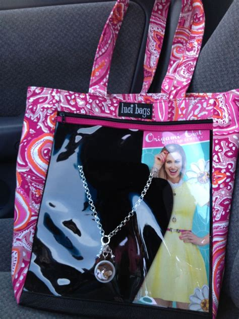 Origami Owl Bag - origami bags and origami owl on