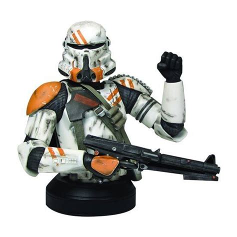 Gentle Wars Trooper Classic Bust airborne trooper mini bust wars gentle