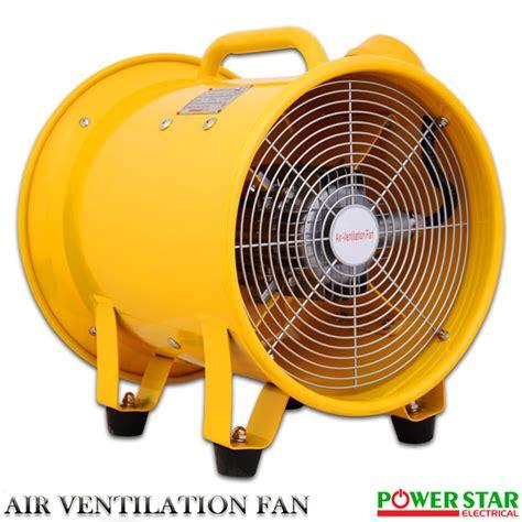 explosion proof blower fan portable ventilator axial blower extractor explosion proof