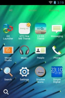 htc themes for go launcher htc one m8 android theme for go launcher androidlooks com
