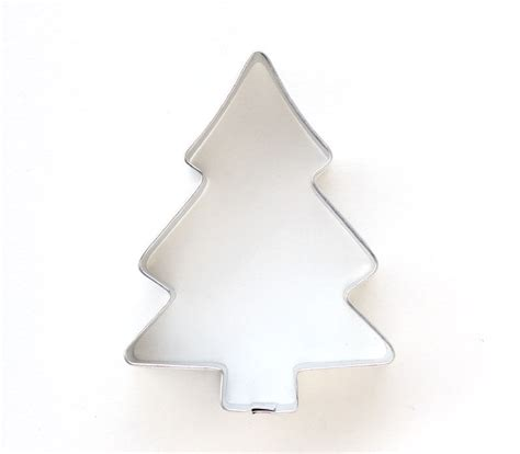 pine tree cookie cutter classic christmas tree