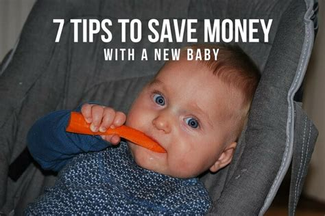 7 Tips On Saving Money by 7 Tips To Save Money With A New Baby Babycare Mag