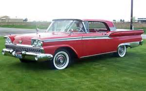1959 Ford Skyliner 1959 Ford Fairlane Skyliner Retractable Cars On Line