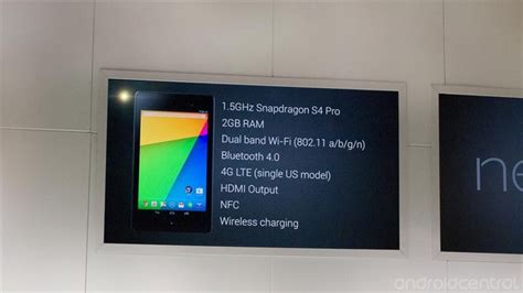 nexus 7 charger specs europe to get its own lte enabled nexus 7 android central