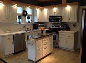 kitchen island in small kitchen 25 portable kitchen islands rolling movable designs designing idea