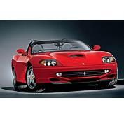 Ferrari Rojo Pasi&243n