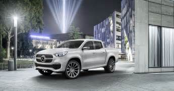 Mercedes Usa Internship Mercedes Reveals Luxury Truck