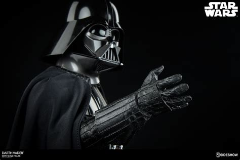 wars collectibles wars darth vader sixth scale figure by sideshow